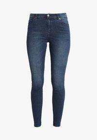 Dr.Denim - LEXY - Jeans Skinny Fit - worn dark blue - 4
