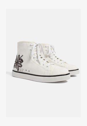 SOTO - Zapatillas altas - white