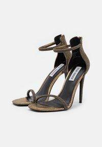 Steve Madden - RAPTURE - High heeled sandals - gold - 2