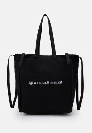 WASHED BERLIN BAG  - Tote bag - black