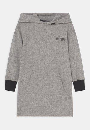 LONG SLEEVED DRESS - Freizeitkleid - grey