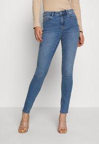 Vero Moda - VMHANNA  - Skinny džíny - light blue denim - 0