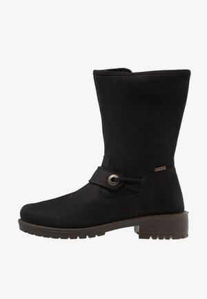 ELAINE KIDS - Zimní obuv - black