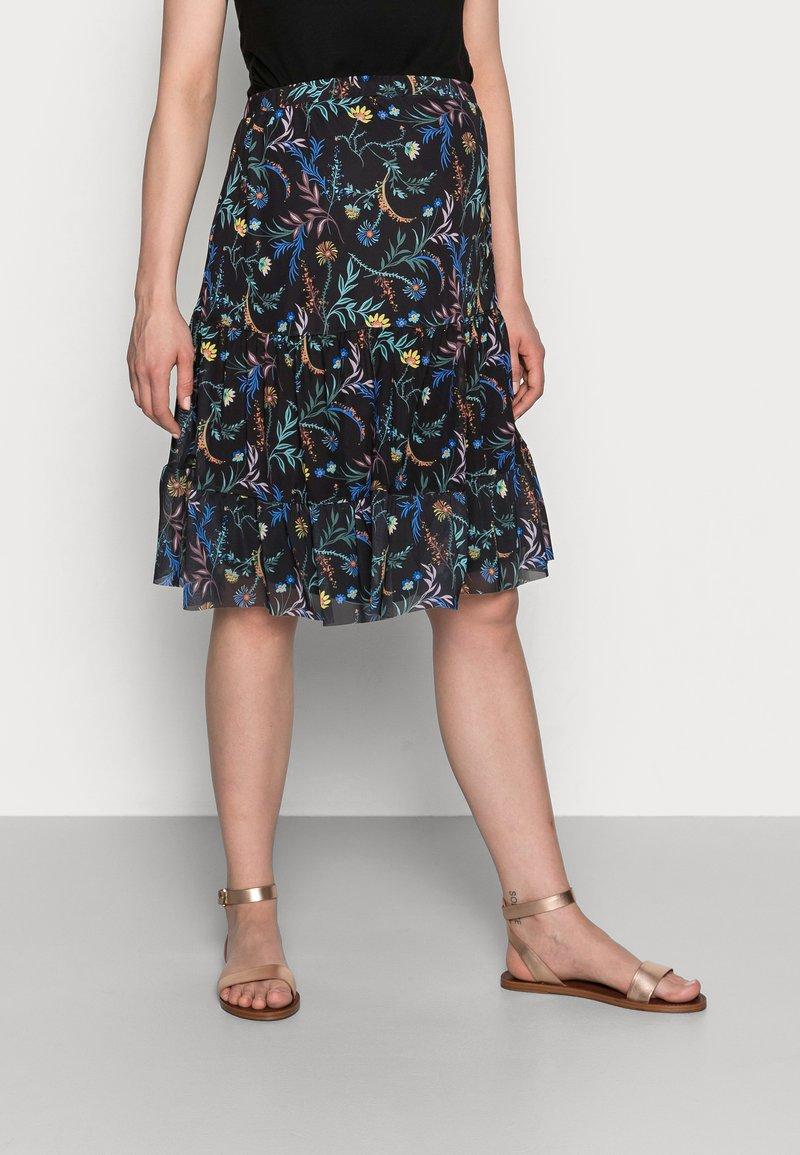 MAMALICIOUS - MLFATO SKIRT - A-line skirt - black