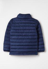 Columbia - POWDER LITE - Snowboard jacket - dark blue - 1