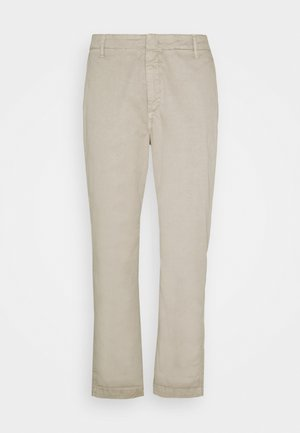 ZYAN PANT - Trousers - beige