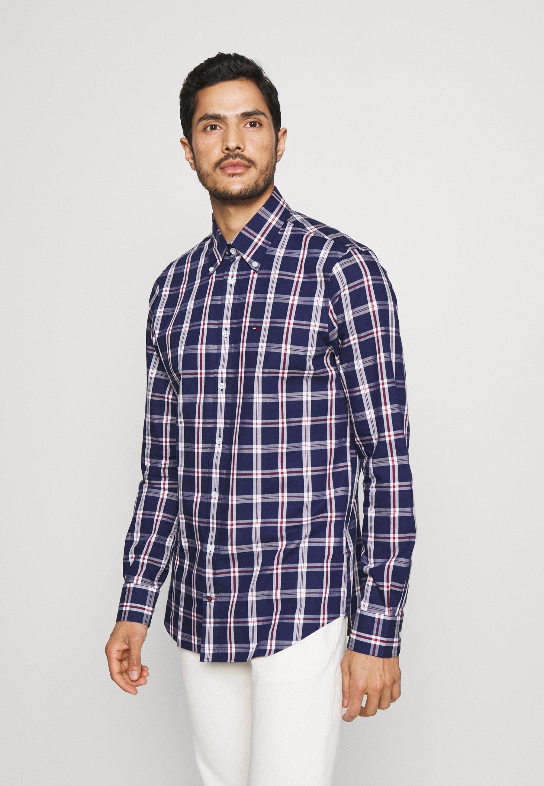 Men LARGE CHECK SHIRT - Shirt