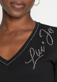 Liu Jo Jeans - MODA - Long sleeved top - nero - 4