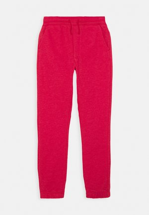 CINCH PANT - Tracksuit bottoms - red