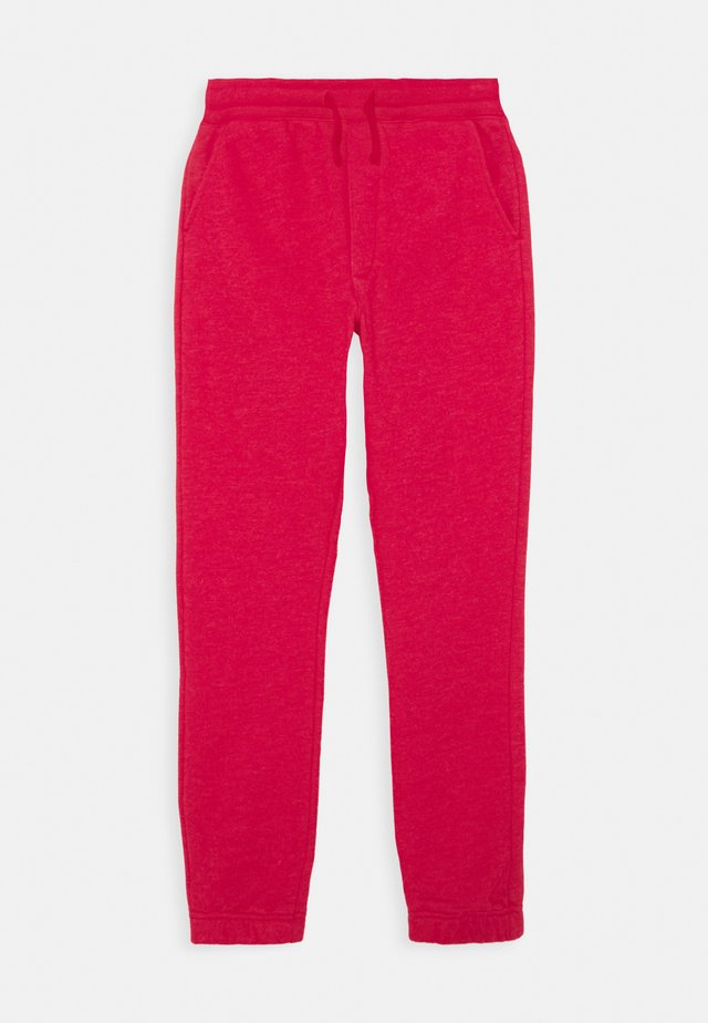 CINCH PANT - Joggebukse - red