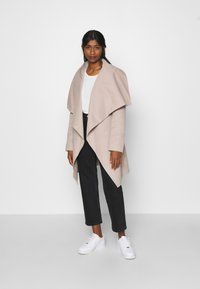Forever New - WILLOW WRAP COATS - Classic coat - mink - 1