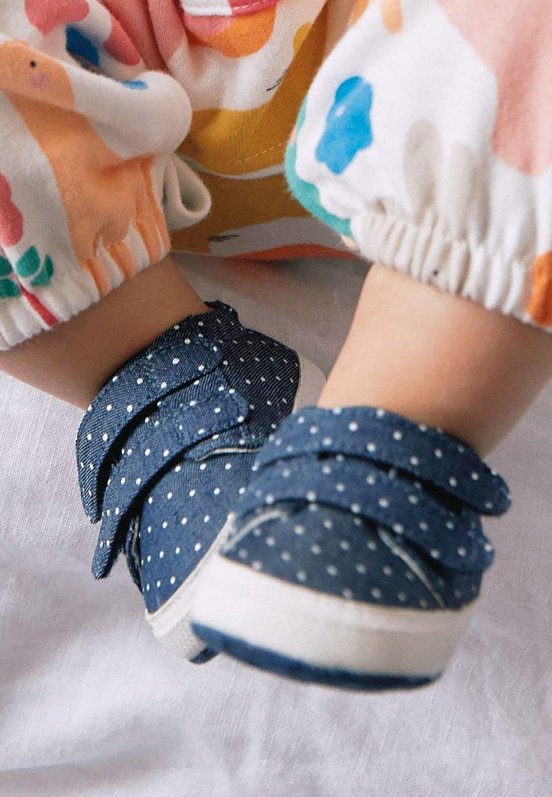 Next - First shoes - blue