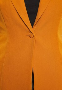 Missguided - SINGLE BREASTED - Short coat - mustard - 5