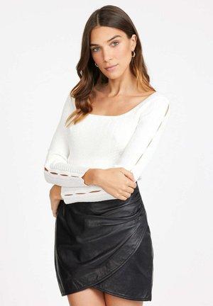 Sophia long-sleeved - Long sleeved top - ar-ecru/ecru