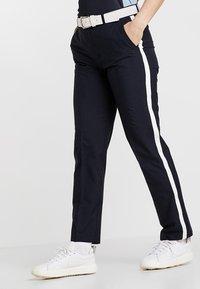 J.LINDEBERG - KAIA PANT LIGHT - Outdoor trousers - navy - 0