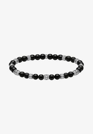 TALISMAN - Bracelet - black/silver-coloured