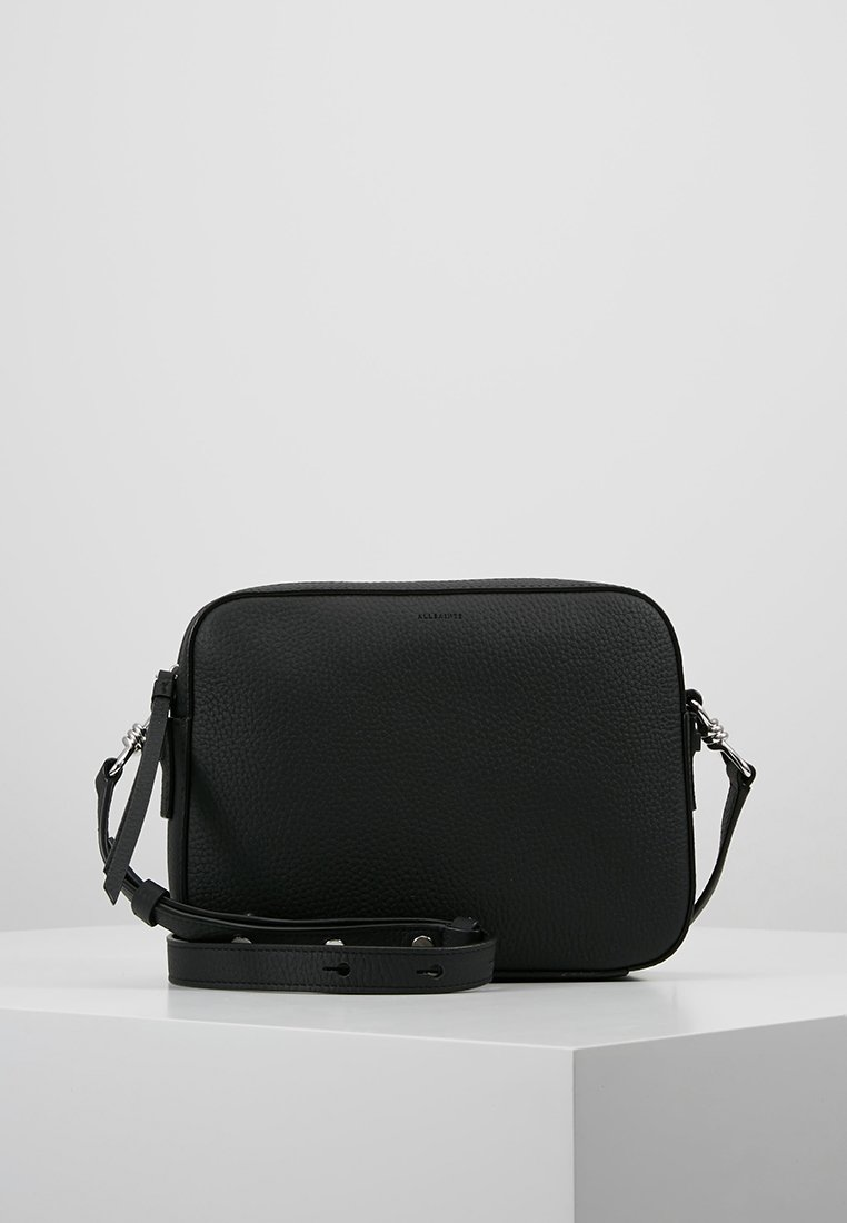 AllSaints - CAPTAIN LEA XBODY - Across body bag - black