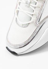 Calvin Klein - BRADIE - Trainers - silver - 2