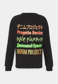 Denim Project - Felpa - black - 7
