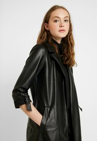 ONLY - ONLSOPHIA COAT - Korte frakker - black - 3