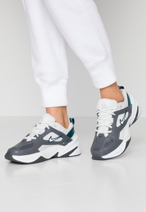 M2K TEKNO - Sneakers - dark grey/spruce aura/midnight turquise