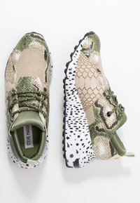 Steve Madden - CLIFF - Sneakers - olive/brown - 3