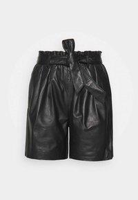 ONLY - ONLVIYA  - Shorts - black - 4