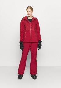 O'Neill - STAR PANTS - Ski- & snowboardbukser - rio red - 1