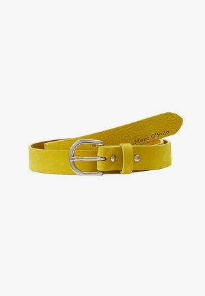 Belt - sunny lime