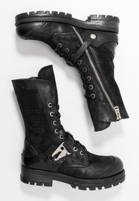 A.S.98 - Lace-up boots - nero - 3
