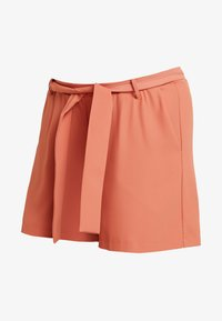 9Fashion - NATALLY - Shorts - brick orange - 3