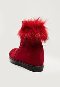 faina - Winter boots - bordeaux - 4