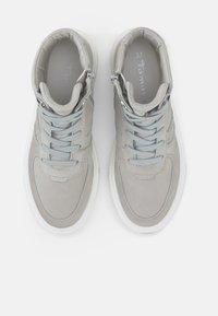 Tamaris - High-top trainers - soft grey - 3