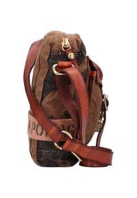 Campomaggi - Across body bag - militare-camou-cognac - 3