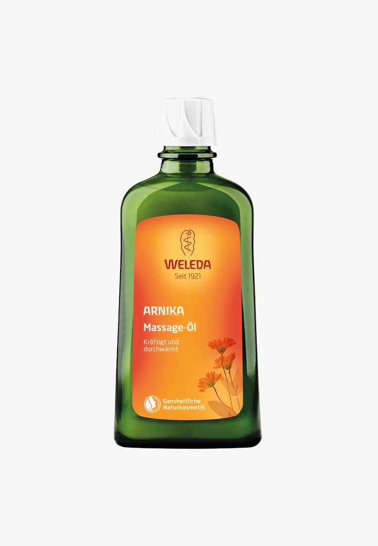 Weleda - ARNICA MASSAGE OIL  - Kropsolie - -
