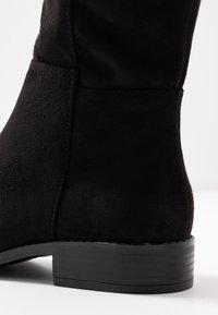 Anna Field - Høye støvler - black - 2