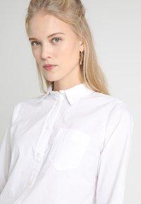 J.CREW TALL - BOY SHIRT WHITE - Bluse - white - 3