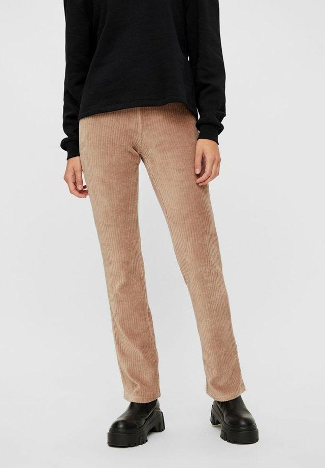 Spodnie materiałowe - taupe gray