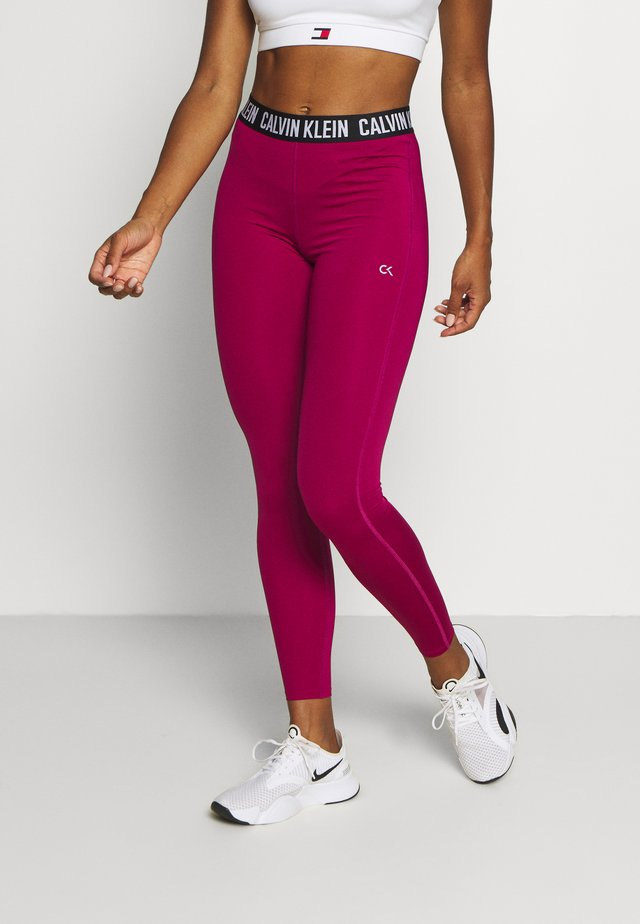 BASELAYER - Tights - pink