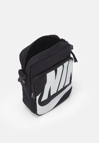 Nike Sportswear - HERITAGE 2.0 UNISEX - Taška spříčným popruhem - black/metallic silver - 2
