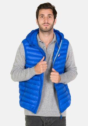 Waistcoat - royal blue
