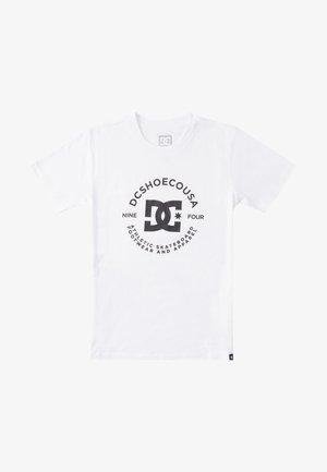 Star Pilot - T-shirt print - white