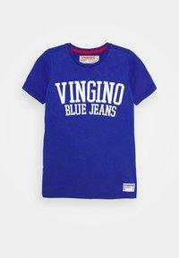 Vingino - HAI - Print T-shirt - italian blue - 0