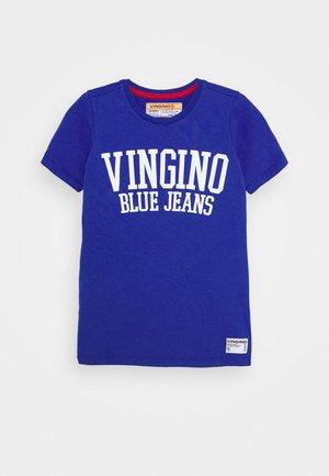 HAI - Print T-shirt - italian blue