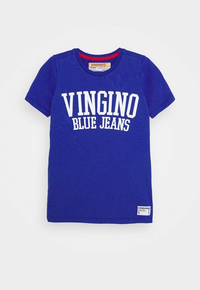 HAI - Camiseta estampada - italian blue