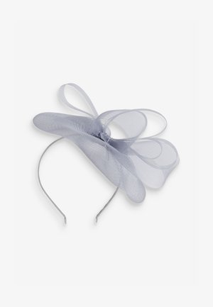 FASCINATOR - Hair styling accessory - grey