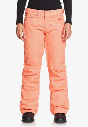 BACKYARD - Snow pants - fusion coral