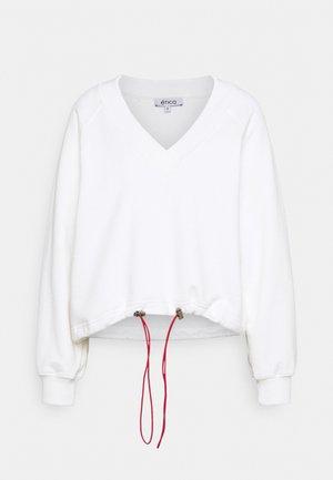 ONDINE - Sweatshirt - vintage white