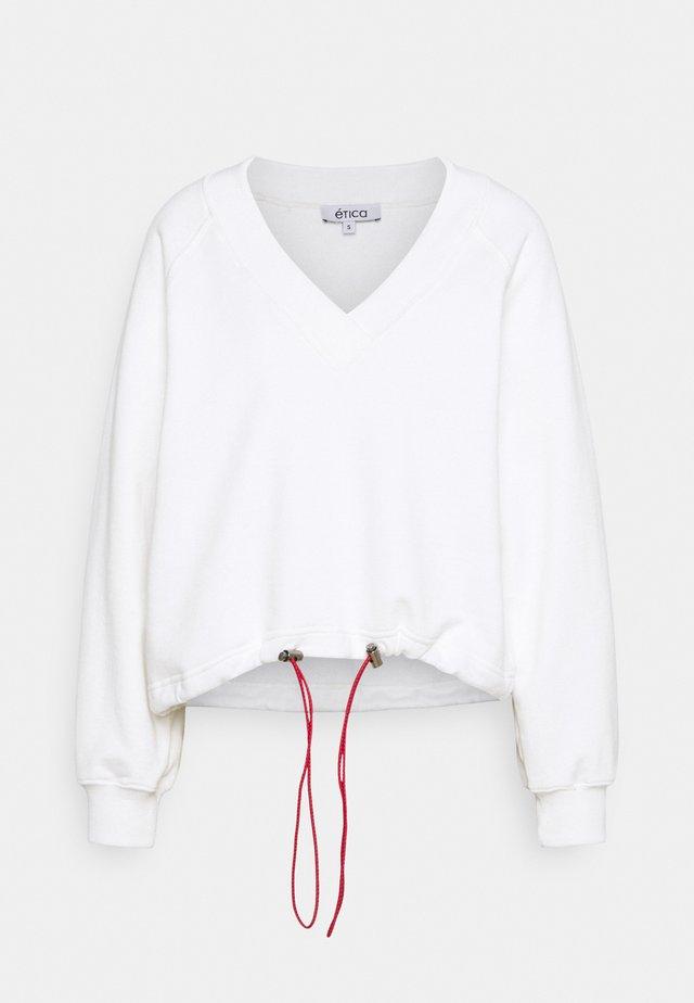 ONDINE - Sweater - vintage white