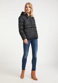 DreiMaster - Winter jacket - schwarz - 1